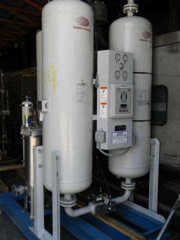 Heat Less Desiccant Air Dryer