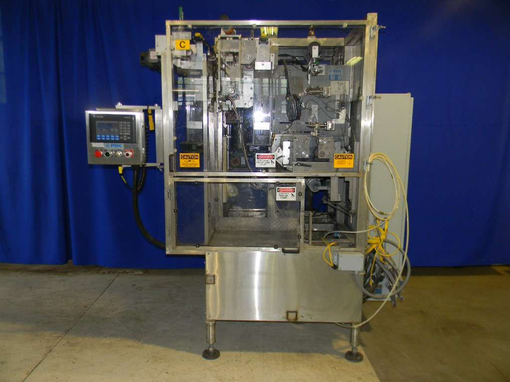 PDC R300 Sleeve Labeler System