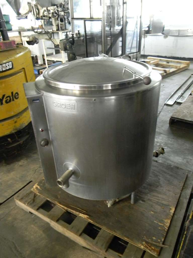 40 Gallon Electric JKettle