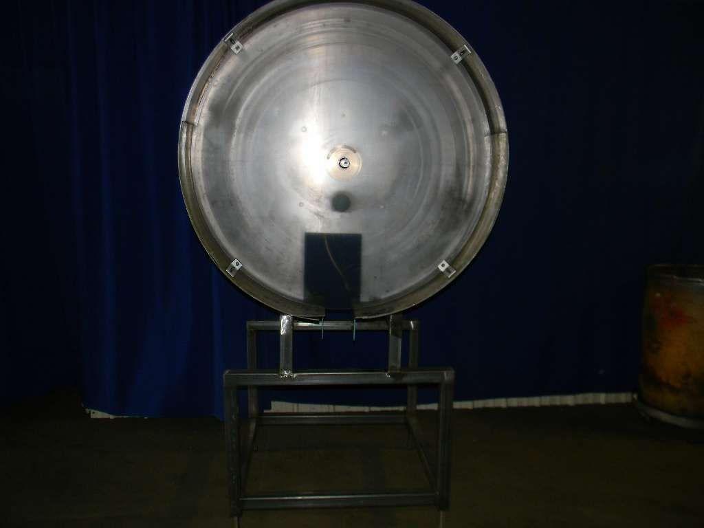 McBrady 200 Orbital Bottle Washer