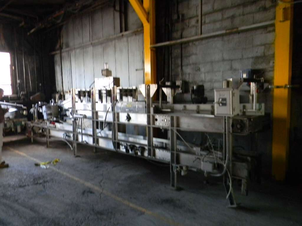 Hartness CM 2600 Continuous Motion Tray or Case Packer