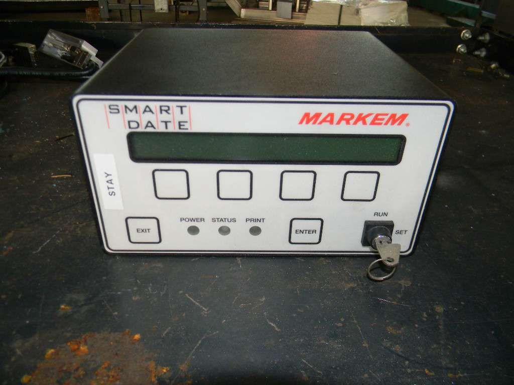 Markem Smartdate Thermal Transfer Coder