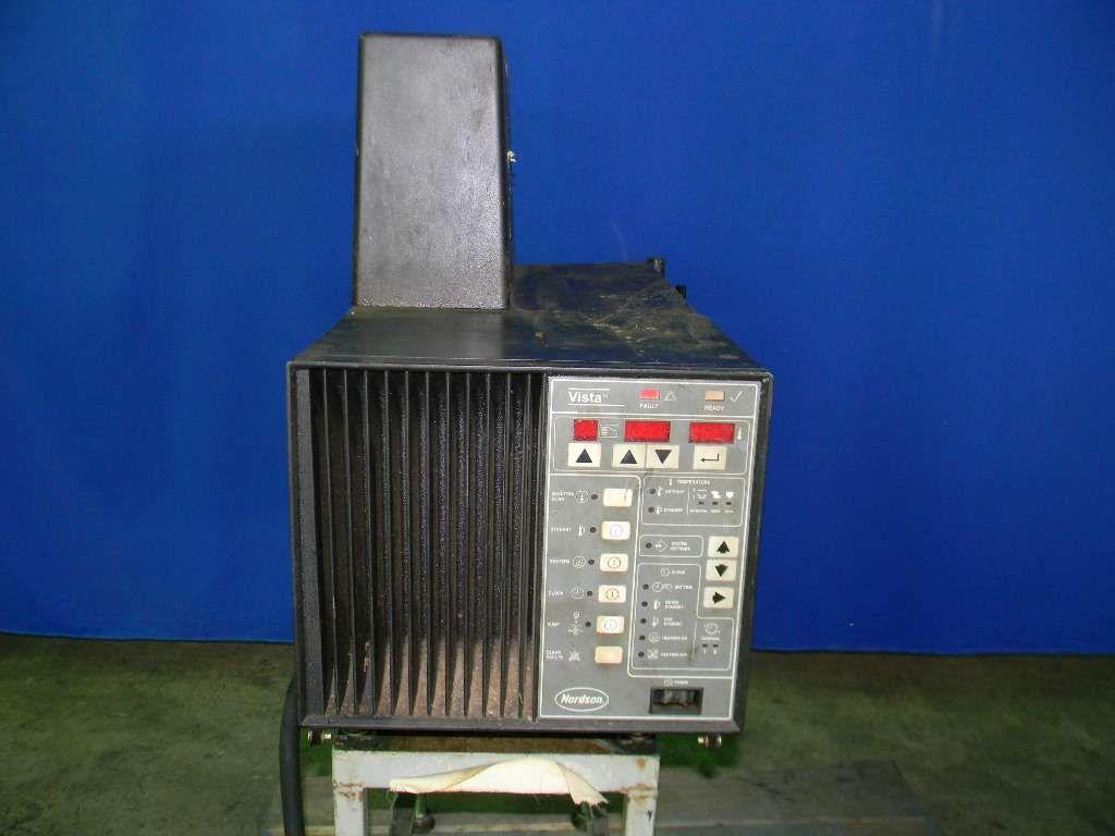 Nordson Vista Hot Melt Glue System