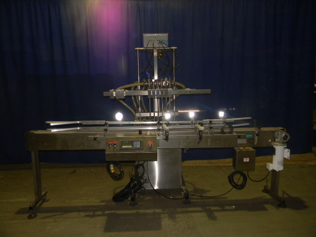 Inline Filling Systems Inline Bottle Cleaner