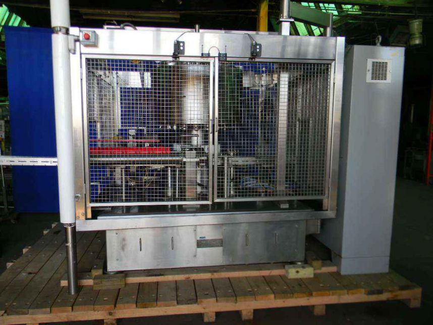 Federal 18 Head Rotary Net Weigh Filler