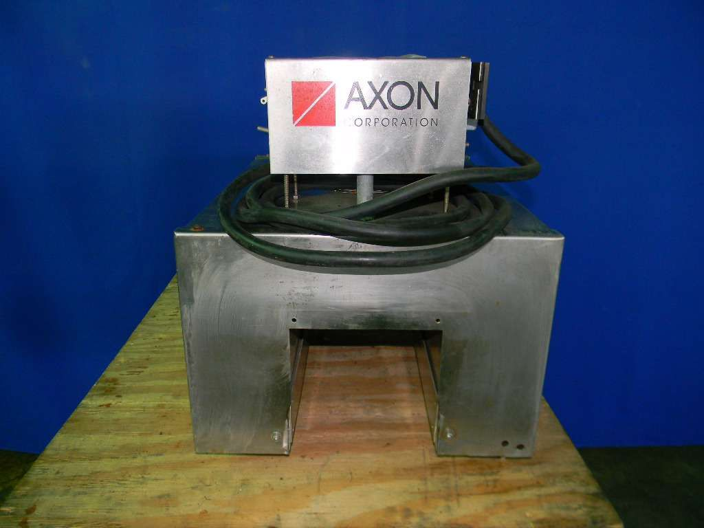 Axon Shrink Tunnel for Neck Bands or Sleeve Labels