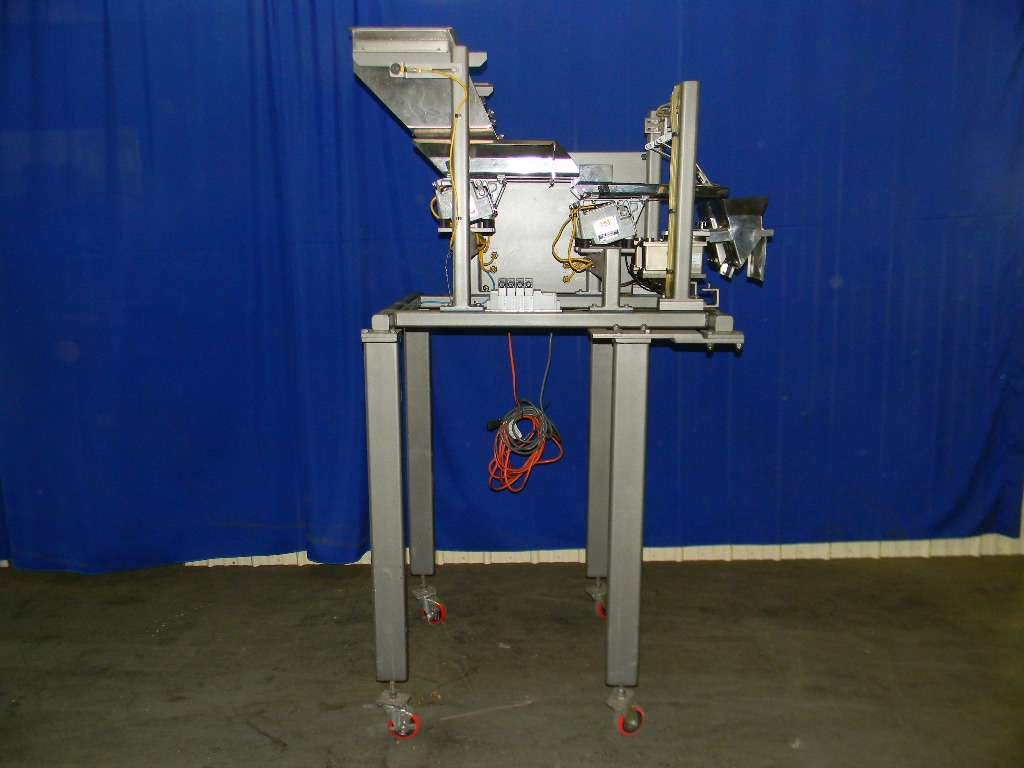 Parsons-Eagle and SigPack LS-22 Automatic Scale or Net Weigh Solids Filler