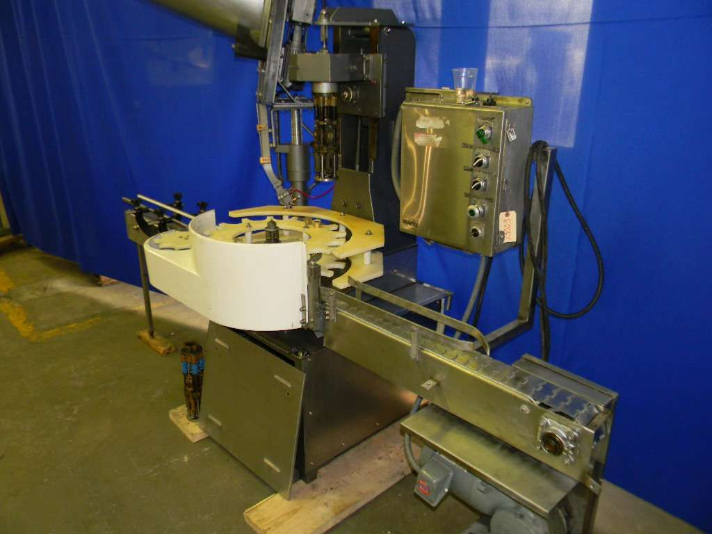 Zalkin Single Head ROPP Capper
