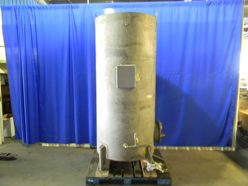 Ozone Contact Tank