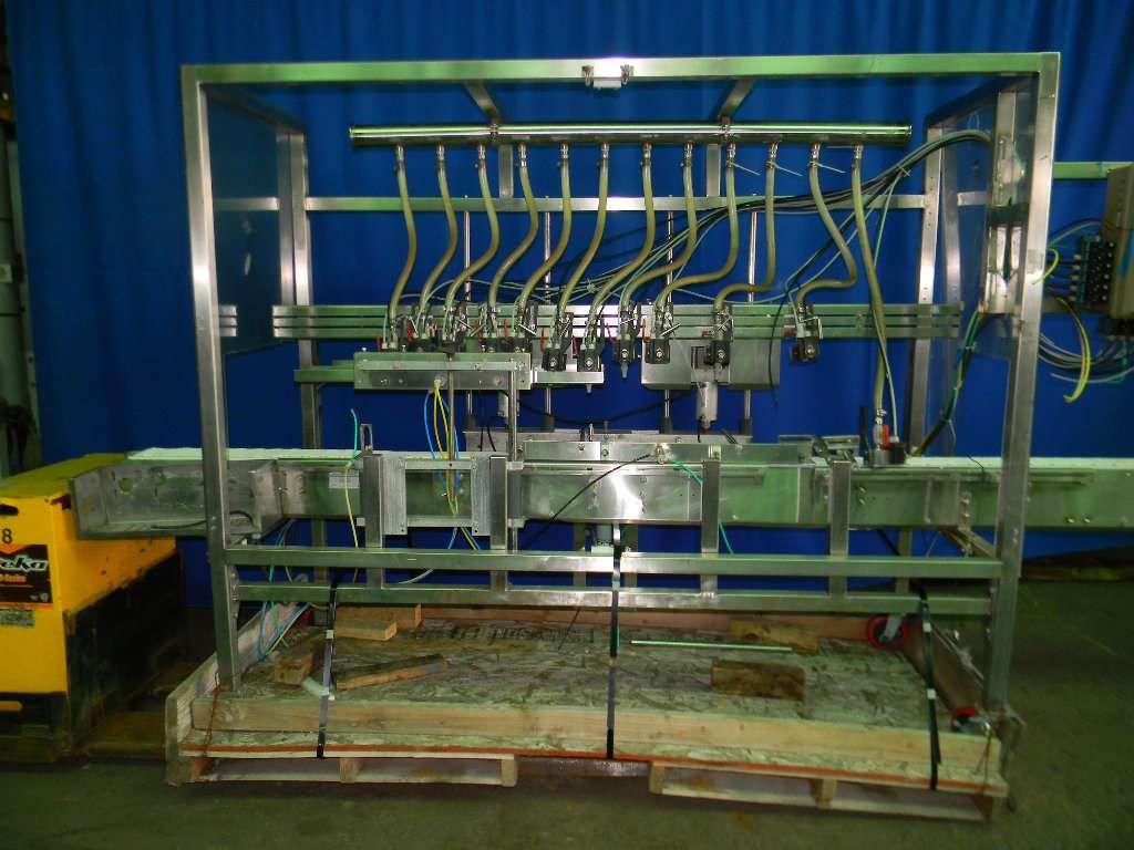 ELF 12 Head Inline Pressure Filler