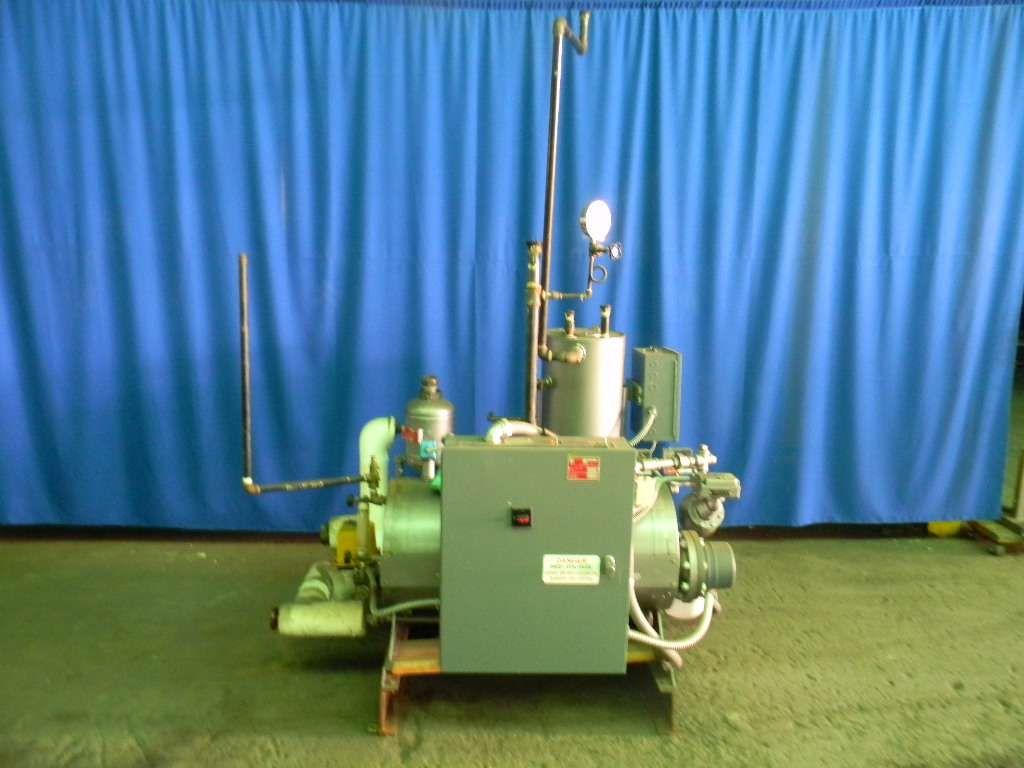 Lattner Steam Boiler