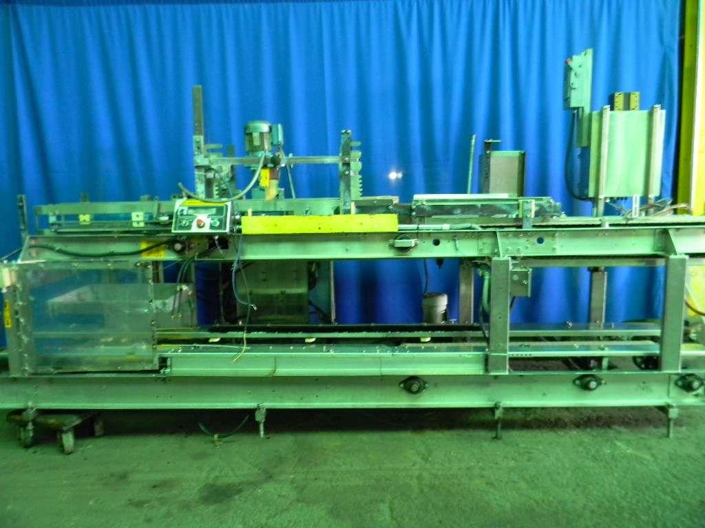 Hartness 825 Tray or Case Drop Packer