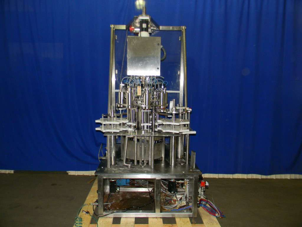 National Instrument Rotary Plugger or OverCapper