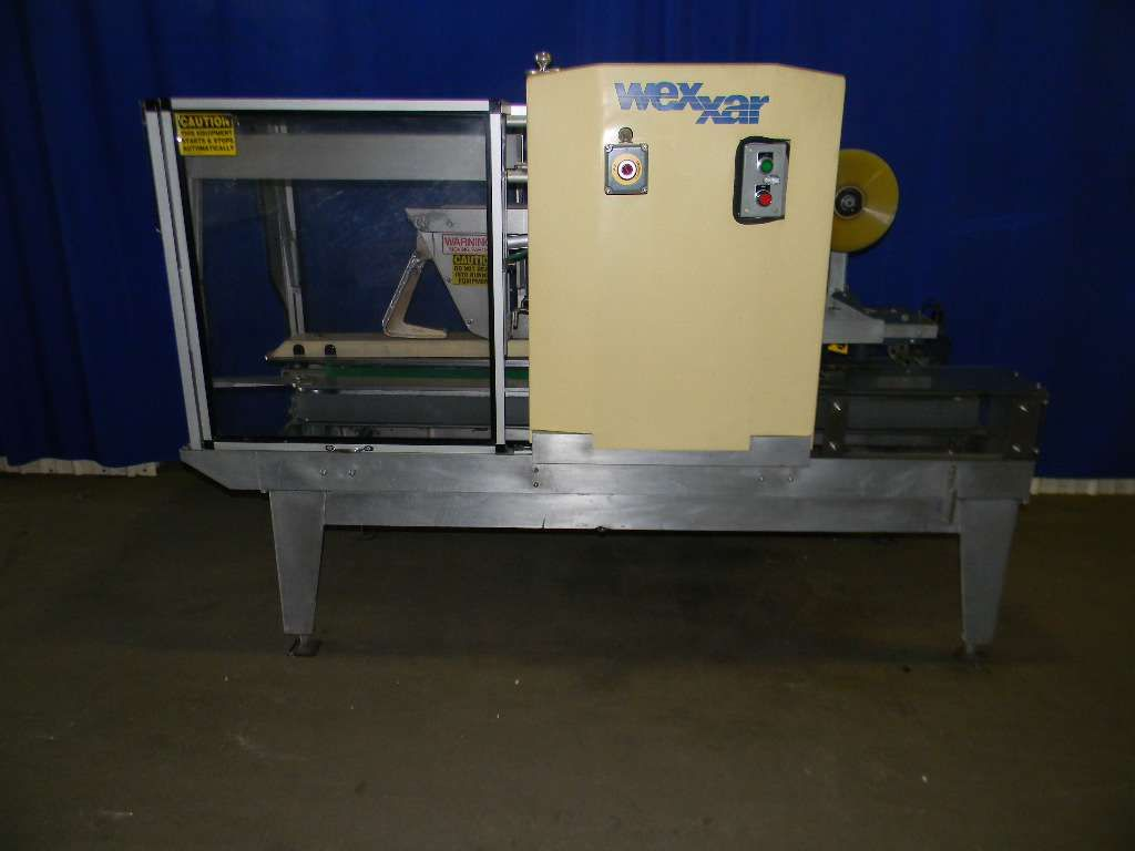 Wexxar Automatic Case Sealer