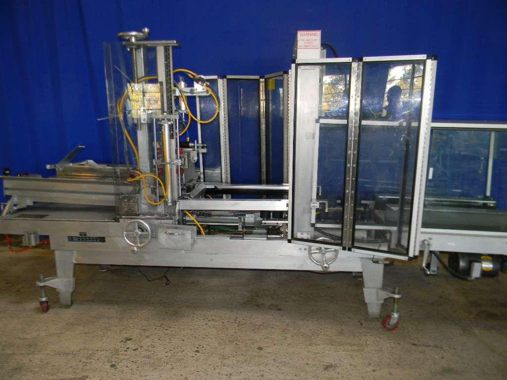Wexxar Automatic Case Erector