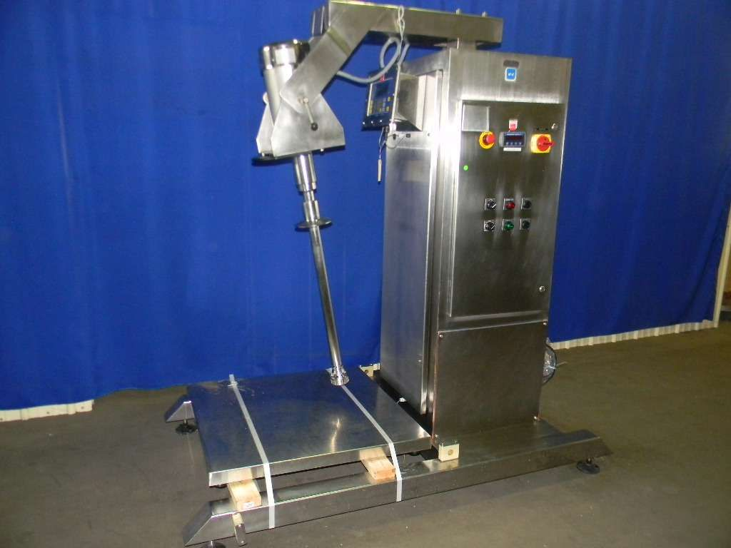 High Shear Mixer Homogenizer with Scale Pharma Grade