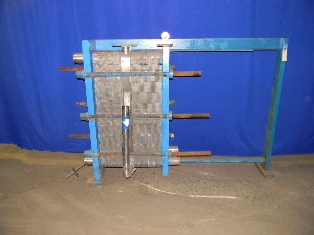 APV Plate and Frame Heat Exchanger