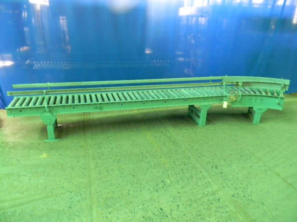 Case Conveyor - Live Roller