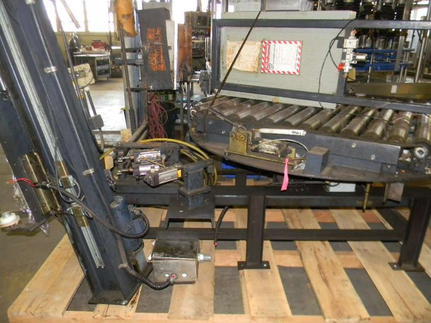 Orion Automatic Pallet Stretch Wrapper