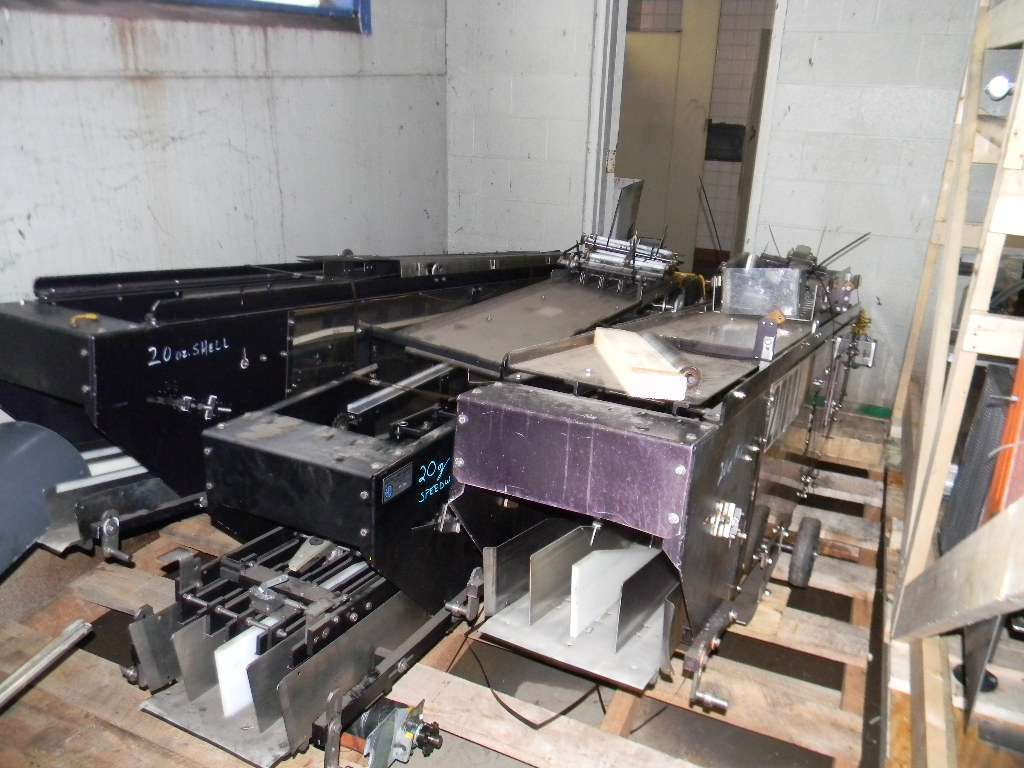 Hartness CM2600 Tray or Case Packer Module