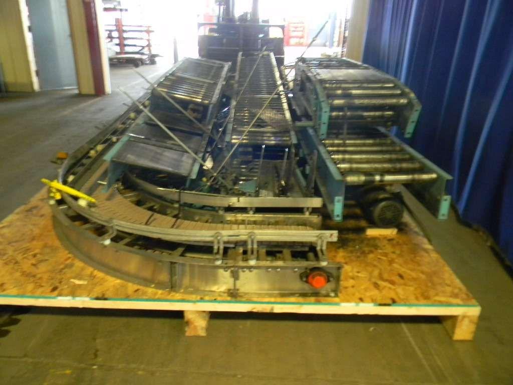 Case Conveyor - Live Roll