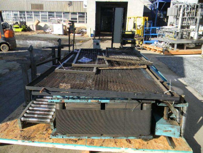 Case Conveyor  Live Rolle