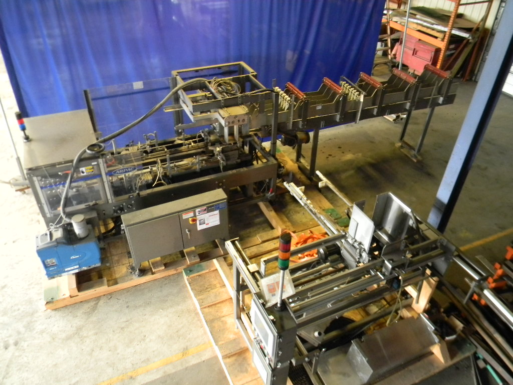 Arpac DPM Tray Packer
