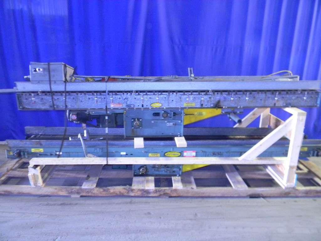 Case Conveyor - Belt over Roller
