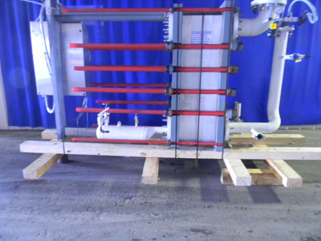 Alpha Laval Plate and Frame Heat Exchanger