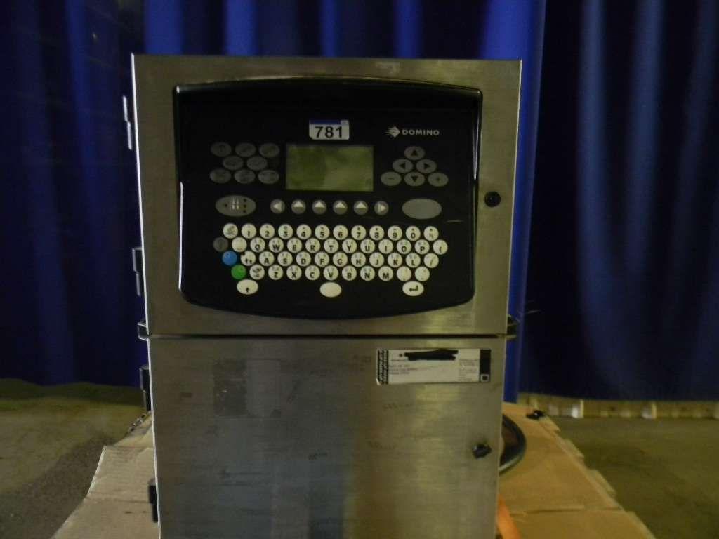 Domino Inkjet Coder