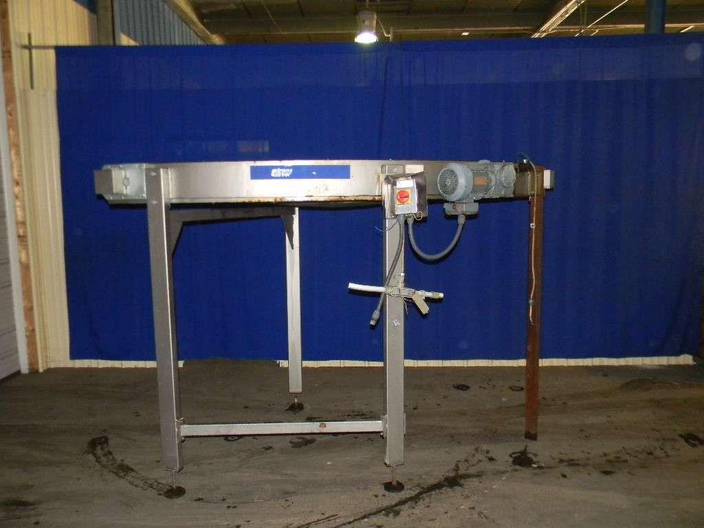 Transver Wide 90 degree Belt Conveyor
