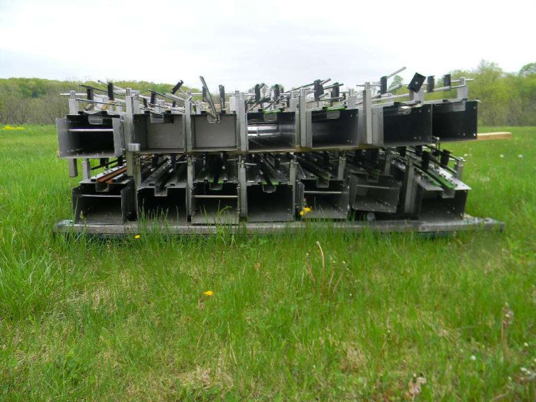 Lot of Ling Air Conveyor or Airveyor