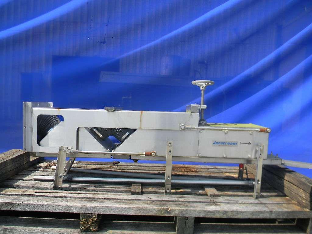 Jet Stream Air Conveyor Drop Off Module