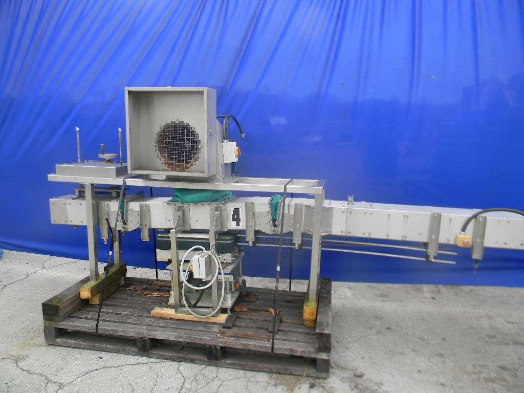 Ling Air Conveyor Drop Off Section