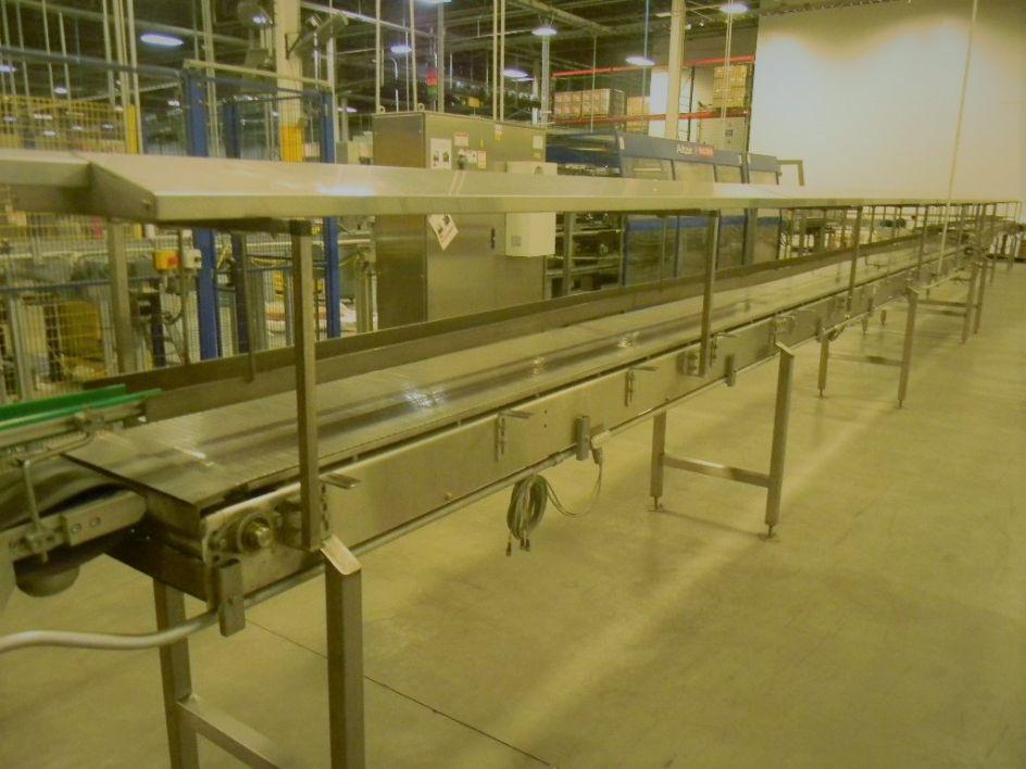 Matt Top Accumulation Conveyor
