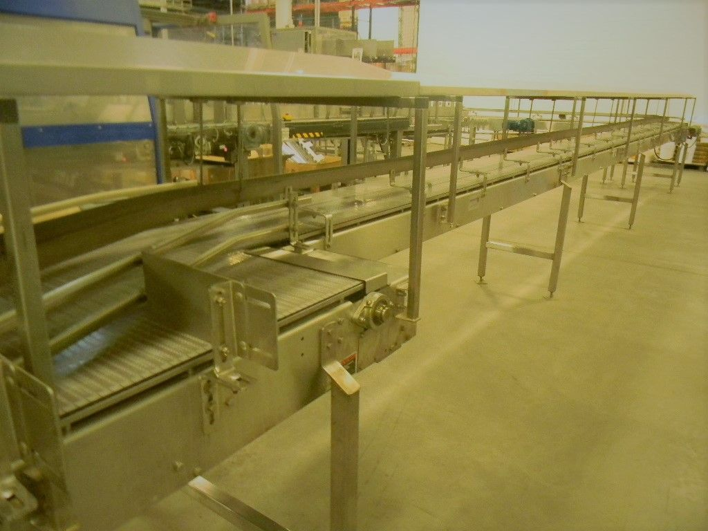 Matt Top Accumulation Conveyor
