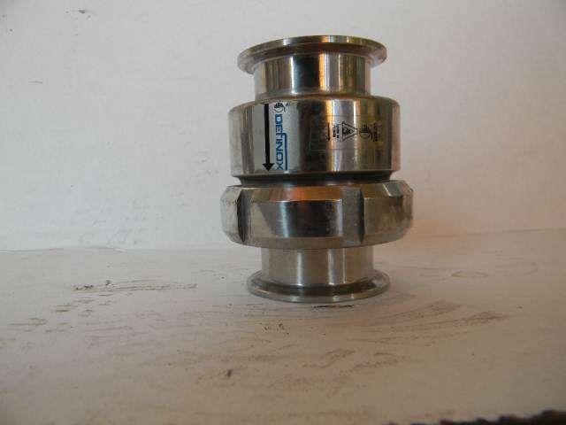 2 inch Tri-clamp Spring Check Valve
