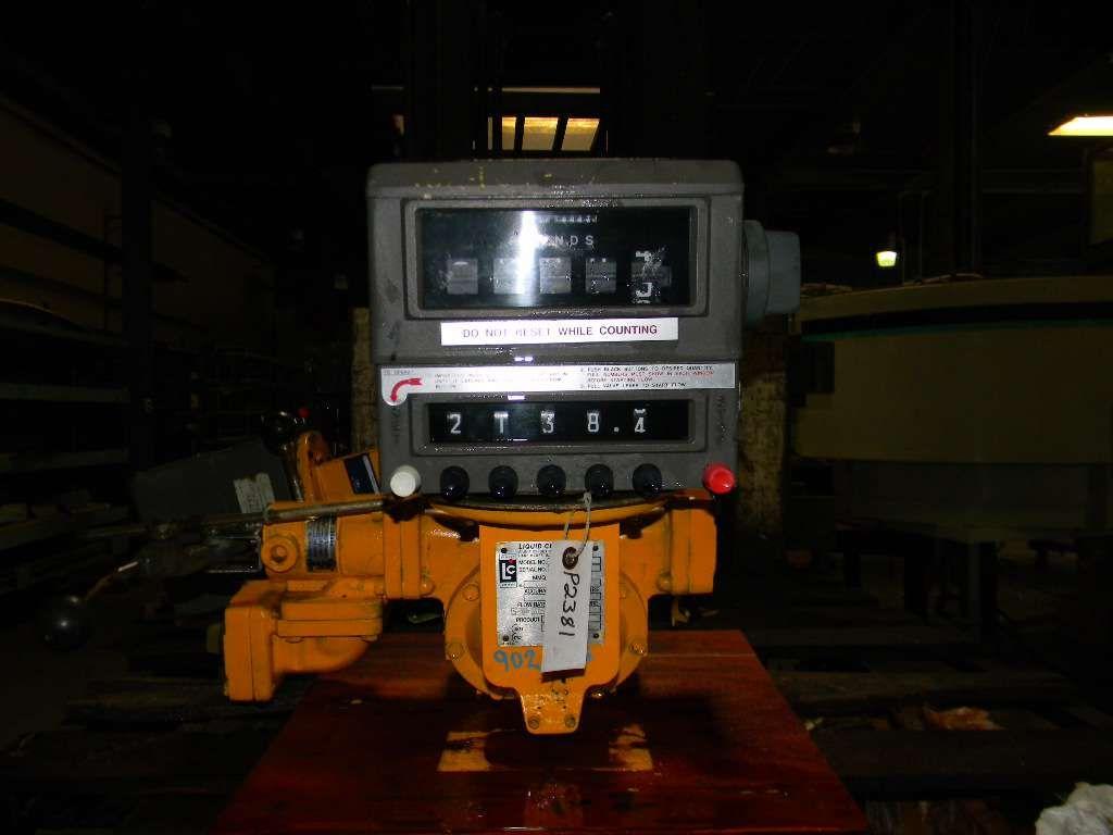 Liquid Controls Flow Meter