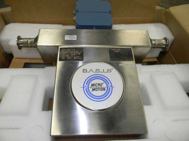Micro Motion Mass Flow Meter