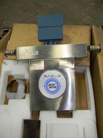 Micro Motion Mass Flow Meter