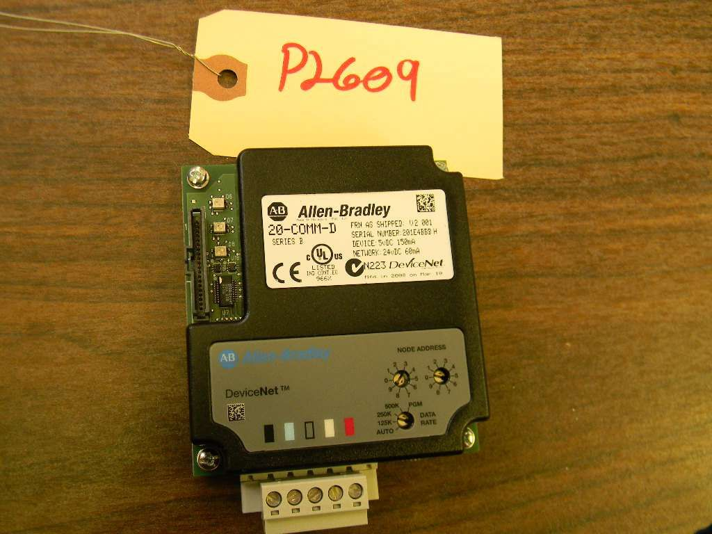 Allen Bradley DeviceNet Communication Adapter