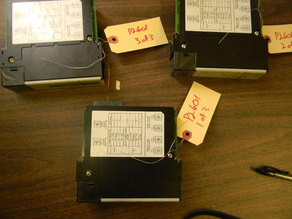 Allen Bradley Control Logix Communication Interface DH plus RIO