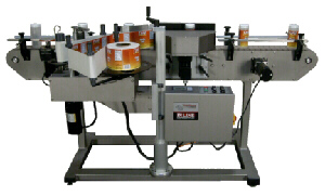 Used Pressure Sensitive Labeler