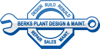 Berks Plant Design and Maintenance Logo