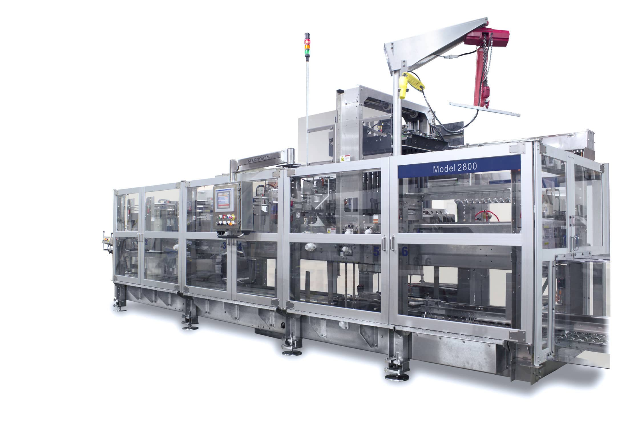 Used Drop Case Packer