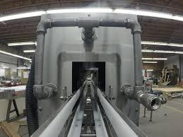 Enclosed Tunnel Twist Rinser