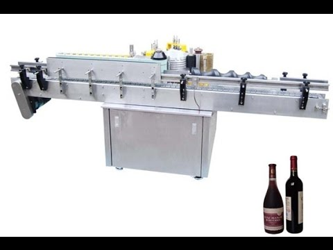 Inline Cold Glue Labeling Equipment