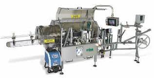 Used Inline Roll Fed Labeler