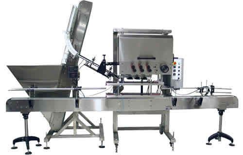 Inline Capping Machinery
