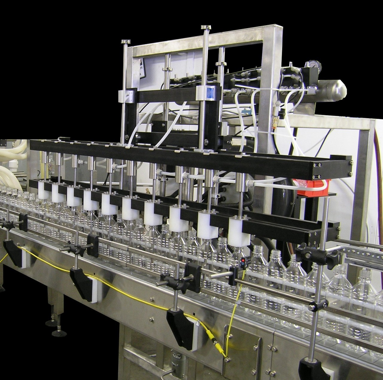 Used Inline Bottle Rinsers